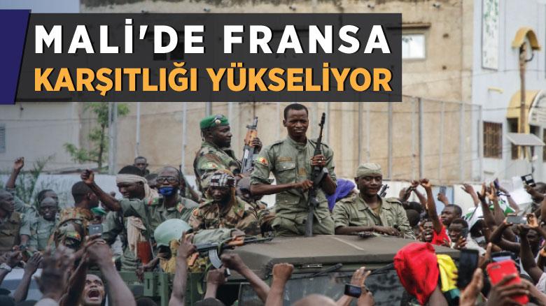 Mali'de Fransa karşıtlığı yükseliyor