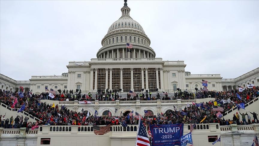 ABD'de Demokratlar Trump'ı 'ABD hükümetine karşı kasten şiddete teşvik' ile suçluyor