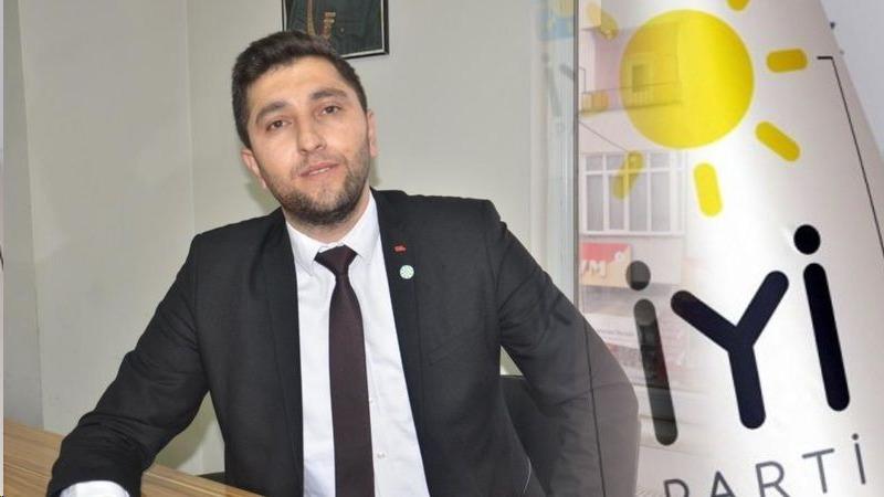 İYİ Parti Elbistan İlçe Başkanının Dolandırıcılıktan Hüküm Giydiği Ortaya Çıktı