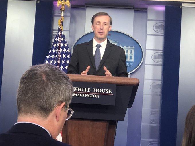 ABD Ulusal Güvenlik Danışmanı Sullivan, Erdoğan-Biden görüşmesini yorumladı