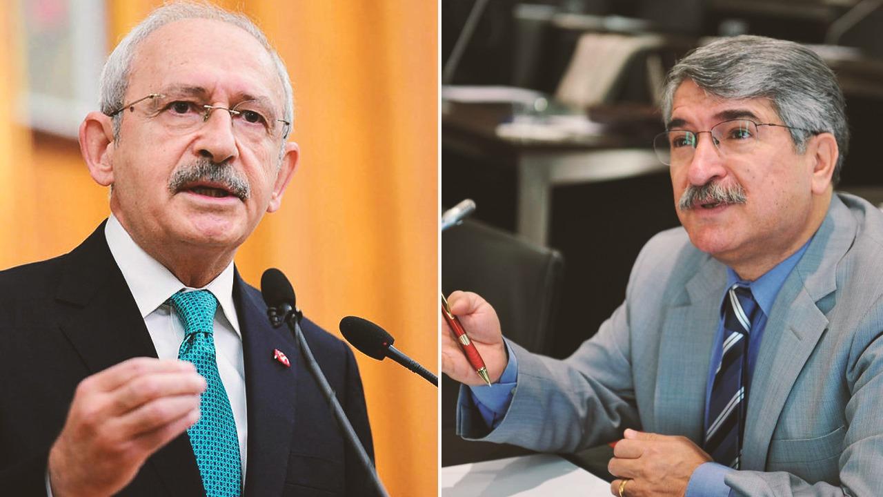 CHP'li Fikri Sağlar'dan Kılıçdaroğlu'na anayasa eleştirisi!