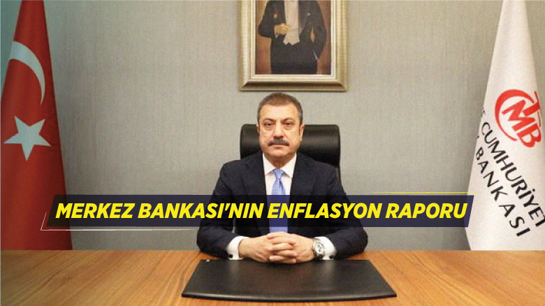 Merkez Bankası'nın enflasyon raporu