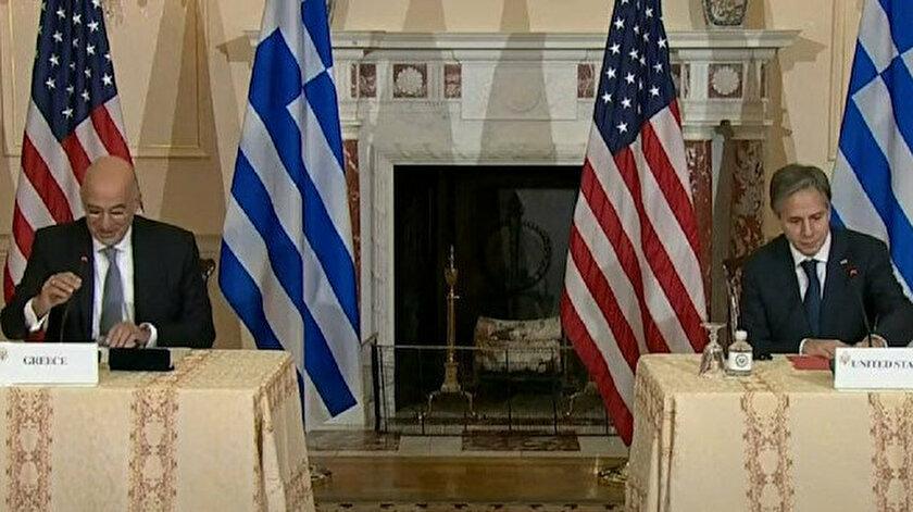 ABD ve Yunanistan savunma anlaşması imzaladı: Savaşa hazırız