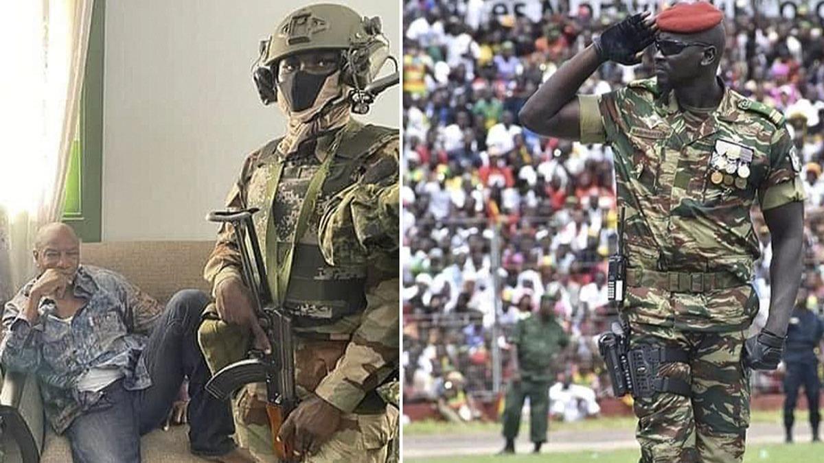 Gine'deki askeri darbenin perde arkası!