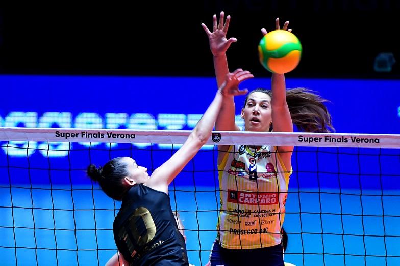 Voleybol: Kadınlar CEV Şampiyonlar Ligi Süper Finali