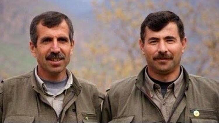 """""""Sofi Nurettin""""in, PKK'nın askeri kanadında etkisiz hale getirilen """"sözde"""" en üst düzey terörist olduğu belirlendi"""
