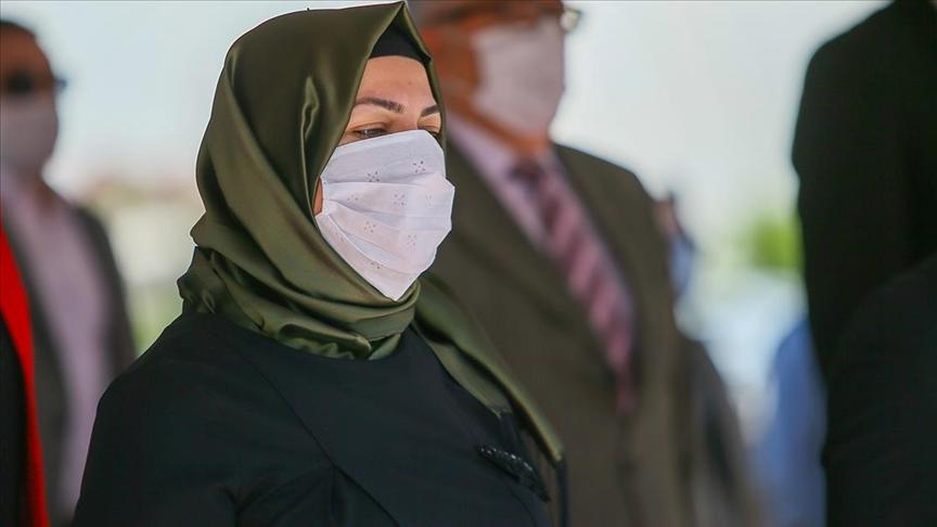 Şehit Fethi Sekin'in eşi Rabia Sekin'den 'yardım' açıklaması