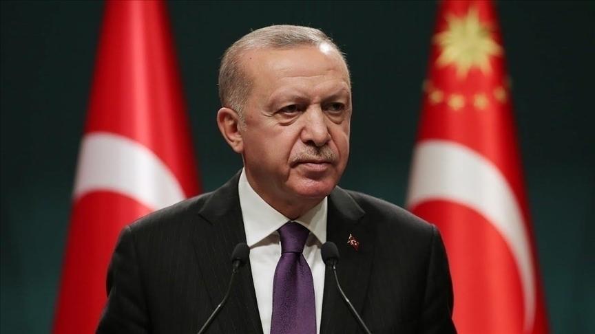Cumhurbaşkanı Erdoğan, Hatay'ın anavatan Türkiye'ye katılışının 82'nci yıl dönümü dolayısıyla mesaj yayımladı