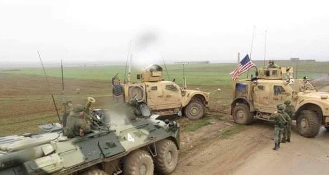 ABD'li üst düzey diplomatlar Suriye'de YPG/PKK işgali altındaki bölgeyi ziyaret etti
