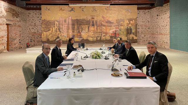 Türkiye ile Yunanistan arasında istikşafi görüşmeler sona erdi