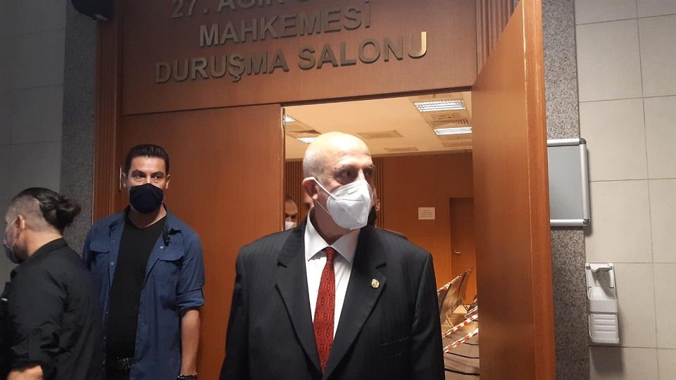 ABD'nin İstanbul Başkonsolosluğu görevlisi Cantürk'e FETÖ'den hapis cezası