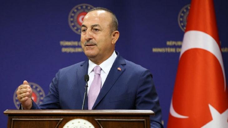 Çavuşoğlu, Yunanistan-Mısır arasındaki sözde deniz yetki alanları anlaşmasını değerlendirdi