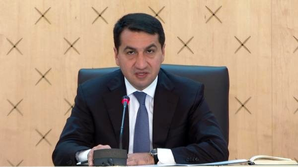 """""""Ermenistan savaş uçaklarıyla ateşkesi ihlal etti"""""""