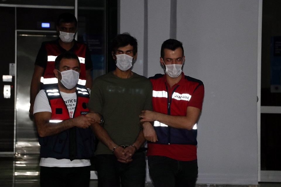 """Firari eski HDP milletvekilinin """"Terörden Arananlar Listesi""""nde yer alan oğlu tutuklandı"""