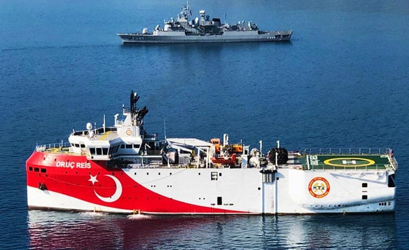Fransa'dan Doğu Akdeniz manşeti: Türkiye geri döndü!
