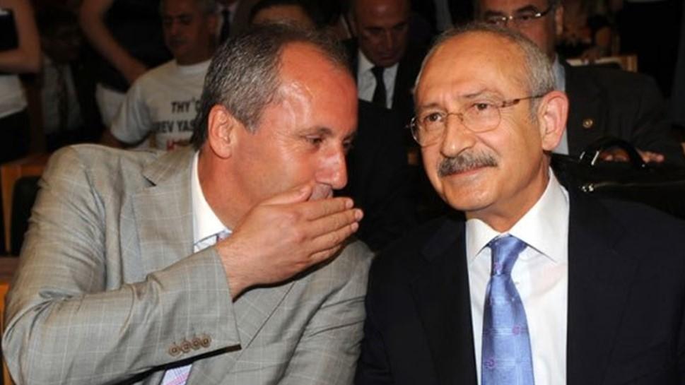 Kılıçdaroğlu'ndan Muharrem İnce açıklaması!