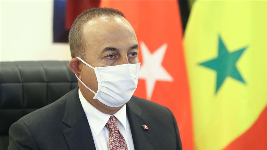 """""""Senegal'le Karma Ekonomik Komisyon Toplantısı Türkiye'de yapılacak"""""""