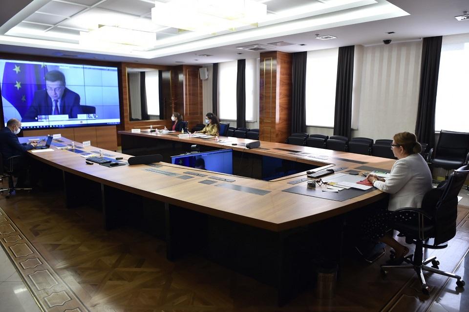 Ticaret Bakanı Pekcan'dan çelik konusunda ülkelere iş birliği çağrısı