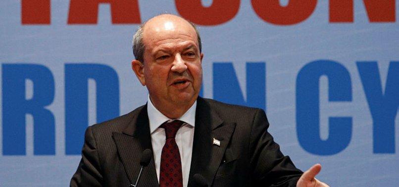 """""""Türkiye ve KKTC, Doğu Akdeniz'deki haklarının gasbedilmesine göz yummayacak"""""""