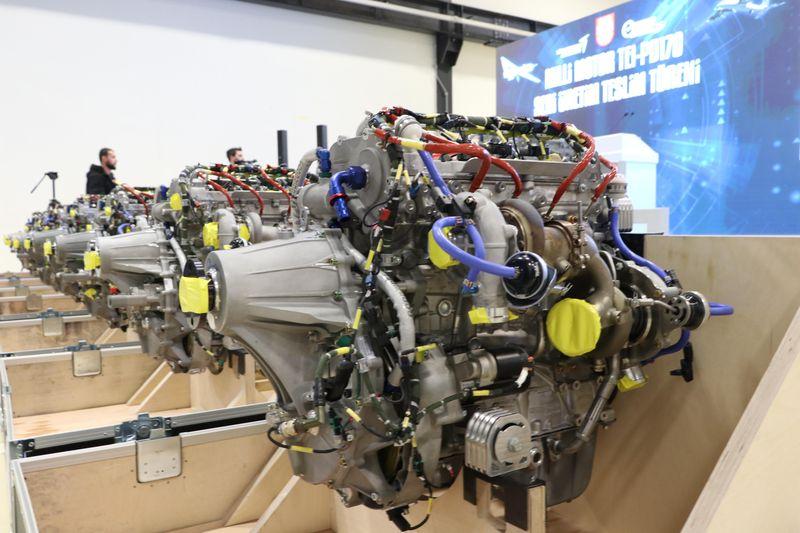 Yerli uçak motoru AKINCI ve Bayraktar TB3'e güç verecek