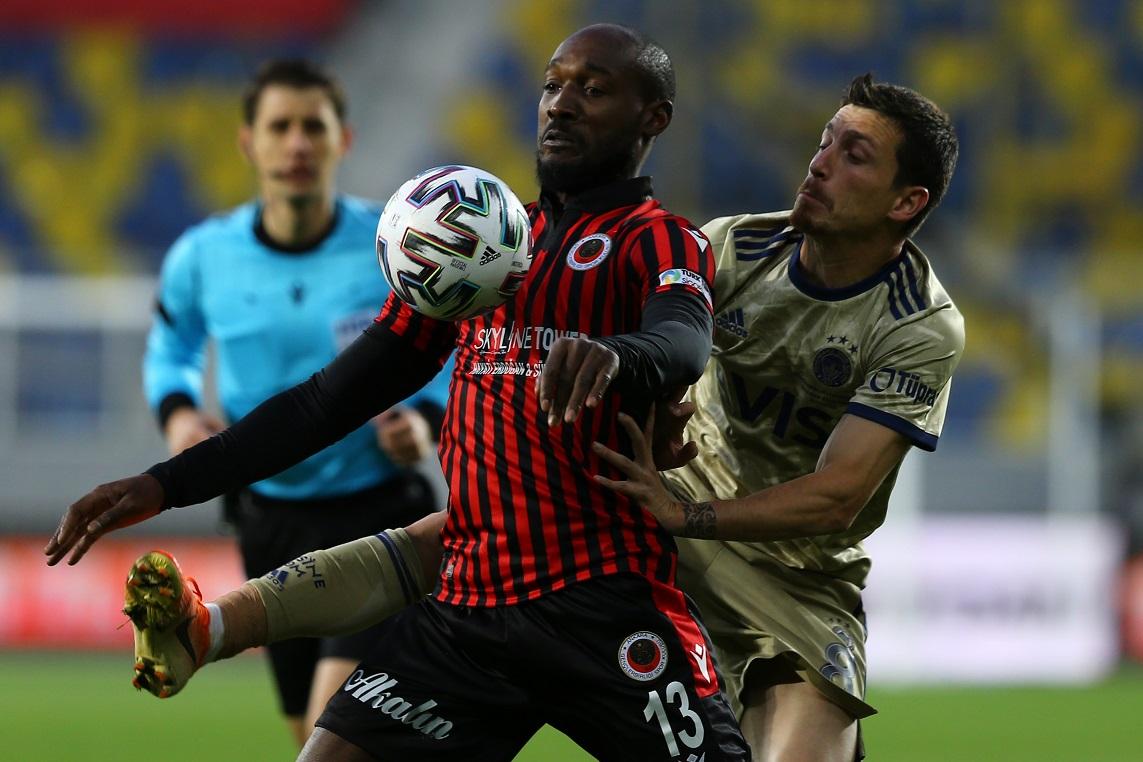 Fenerbahçe, başkentte rahat kazandı