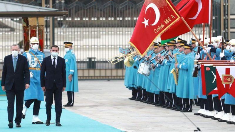 Yunanistan medyasında Libya Başbakanı Dibeybe'nin Ankara ziyareti: 'Türkiye'yle anlaşmaya sadık kaldı'