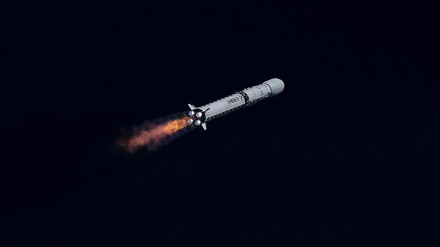 Çin'in uzay kargo gemisi Tiencou-2 yörüngeye yerleşti