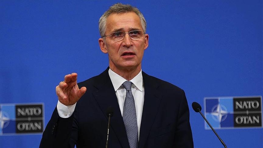 NATO Genel Sekreteri Stoltenberg: NATO Afganistan'dan doğru zaman geldiğinde ayrılacak