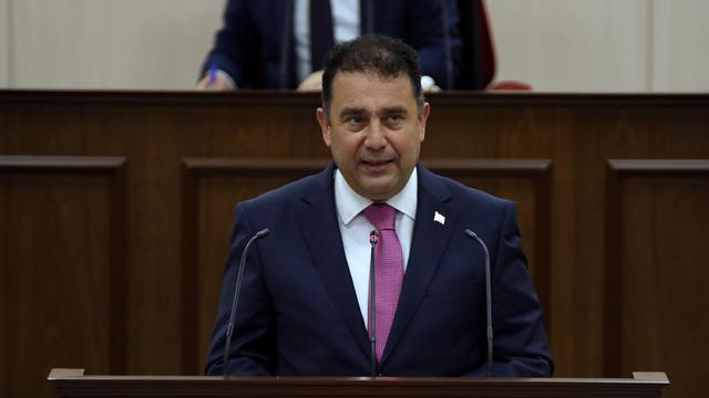 """""""Türkiye ile Kıbrıs konusunda tam bir mutabakat içindeyiz"""""""