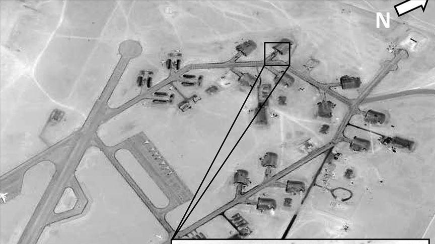ABD, Rusya'nın Libya'da konumlandırdığı askeri ekipmanlara ilişkin uydu fotoğraflarını paylaştı