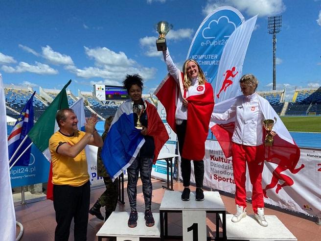 Özel Sporcular Kadın Para Atletizm Milli Takımı, dünya şampiyonu oldu