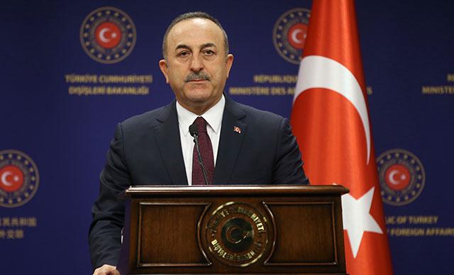 Dışişleri Bakanı Çavuşoğlu, canlı yayında gündemi değerlendirdi