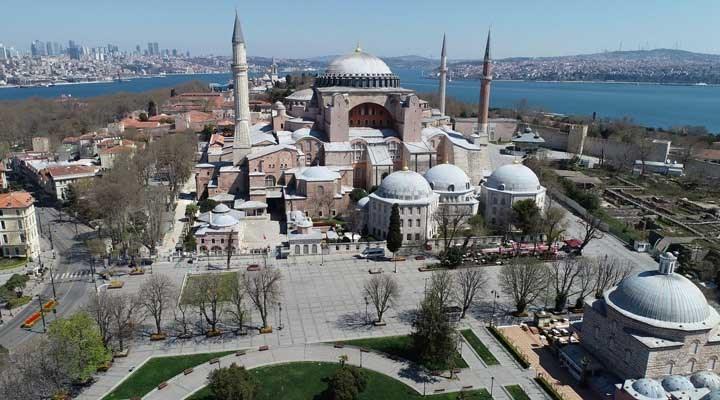 Kremlin: Ayasofya kararı Rus-Türk ilişkilerine zarar vermez