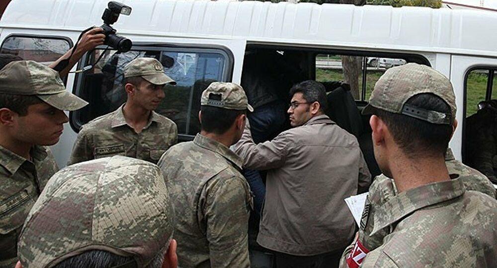 MİT TIR'ları sanığı jandarma istihbarat komutanı yakalandı