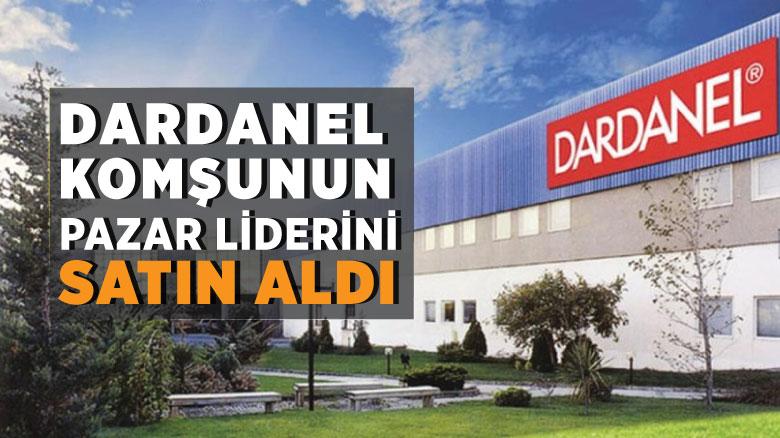 Dardanel komşunun pazar liderini satın aldı