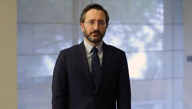 İletişim Başkanı Altun: 'Militan' söylemi, demokrasiye, hukuka açık bir saldırıdır