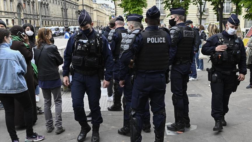 Paris'te İsrail'in saldırıları karşısında Filistin'e destek amacıyla düzenlenecek gösteri yasaklandı