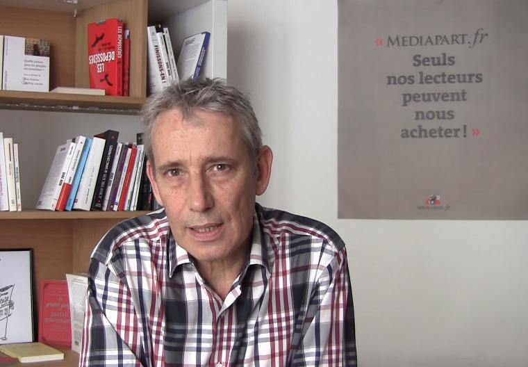 Gazeteci Bonnet, İçişleri Bakanı Darmanin'i istikrarsızlığı ve polis şiddetini artırmakla suçladı