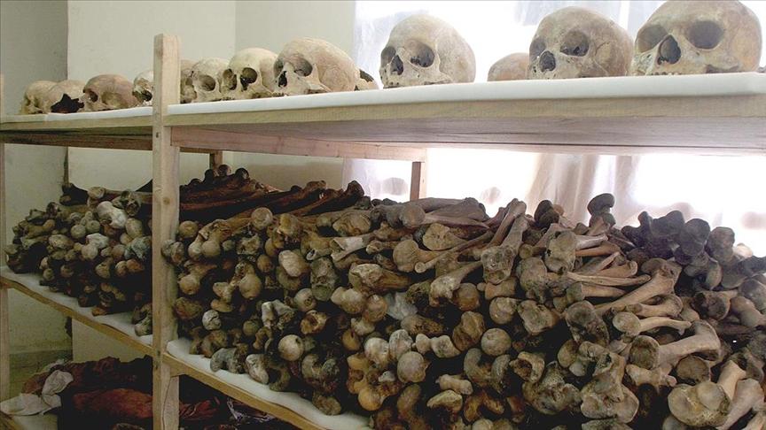 Fransa'nın Ruanda soykırımını yapanlara kaçmaları emrini verdiğini gösteren telgraf ortaya çıktı
