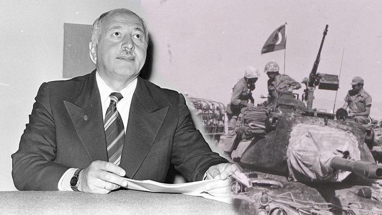 CIA'dan çarpıcı Kıbrıs Harekatı raporu! En büyük engel Erbakan