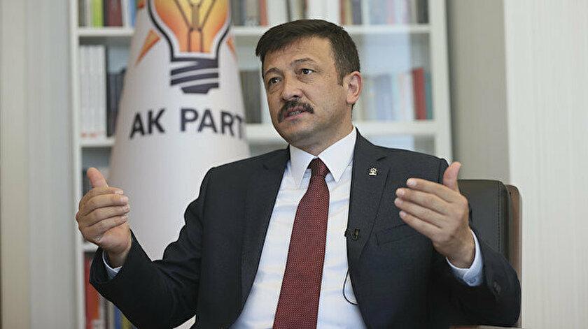 Hamza Dağ AK Parti'nin masasındaki son anket sonuçlarını açıkladı