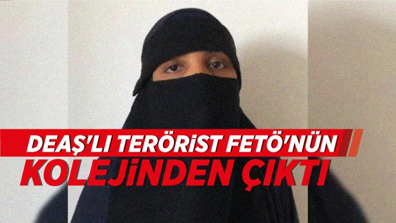 DEAŞ'lı terörist FETÖ'nün kolejinden çıktı