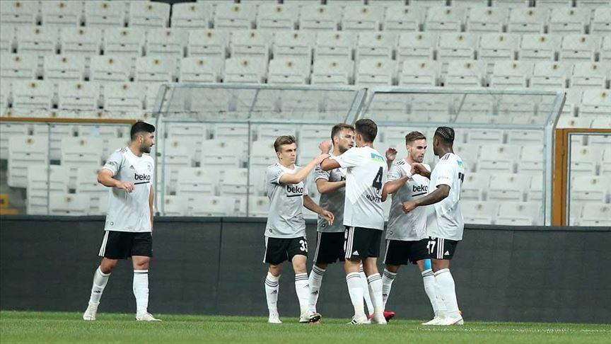 Beşiktaş, penaltılar sonucunda UEFA Avrupa Ligi'ne veda etti