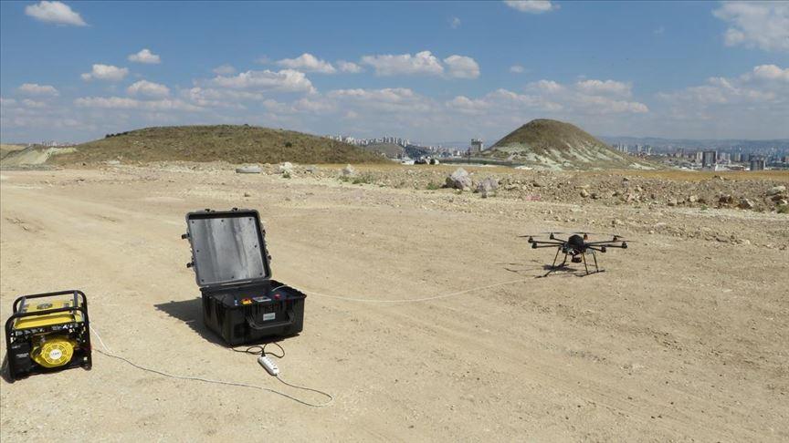 ABD'ye kablolu drone ihracatı