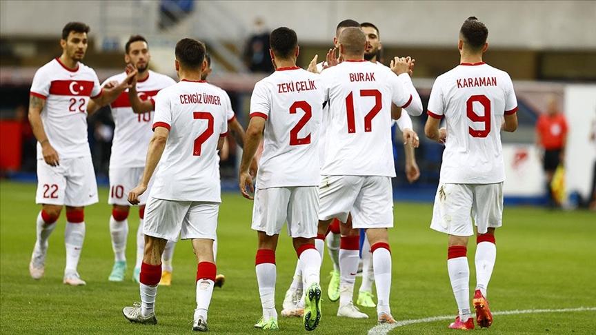 Türkiye EURO 2020 öncesi son provayı 2 golle kapattı