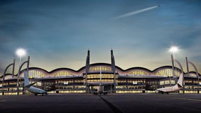 Sabiha Gökçen Havalimanı metroyla Kadıköy'e bağlanacak