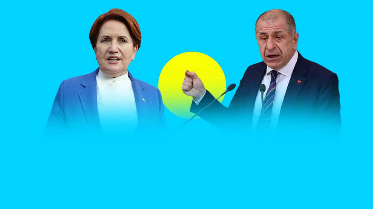 Akşener'den Özdağ'a 'anayasa' tepkisi!