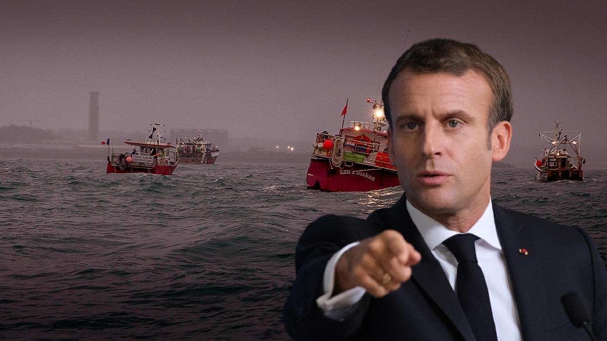 Fransa'dan görülmemiş tehdit: Elektriği keseriz
