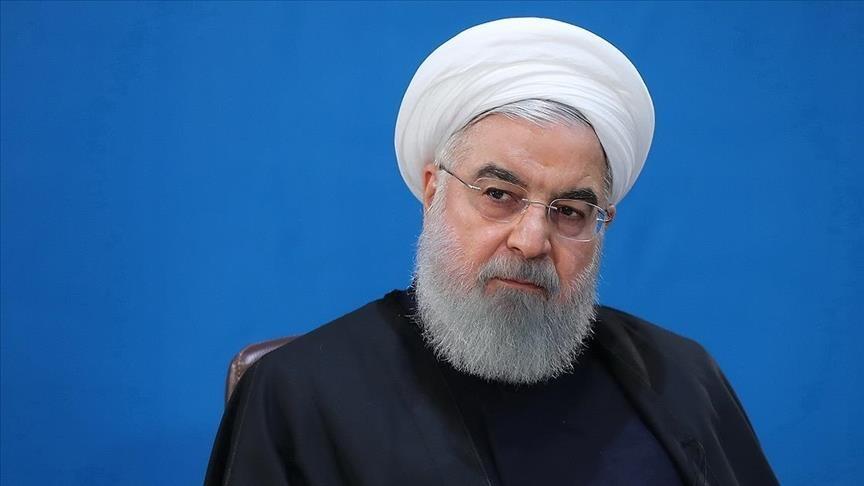 Ruhani: Siyonistler İran'a karşı adım atarsa cevabını veririz ve ilk cevabı aldılar