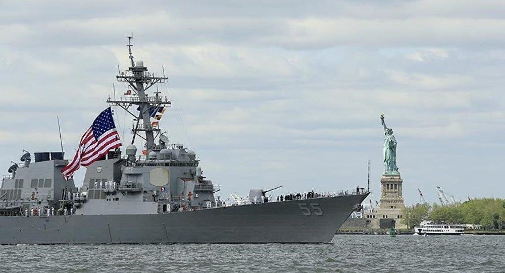 ABD'li komutan 'Rusya ve Çin'i vuralım'